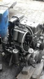 Motor diesel Mercedes 314 do 608 revisado.bom para embarca?ao
