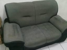 Vendo sofa de dois lugares R$90,00