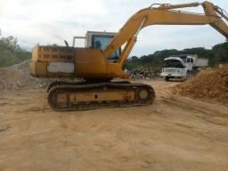Escavadeira komatsu pc 150 se3