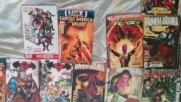 Revistas em quadrinhos avulsas