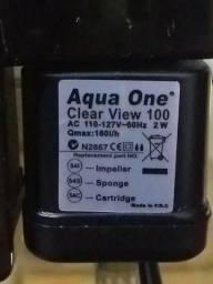 Vendo filtro para aquário 6 litros