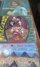 LPs (4) Rock Vinil- Ramones Deep Purple Joe Cocker Alice Cooper