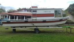 Barco cabinado Completo! - 2018