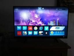Smart tv 43°