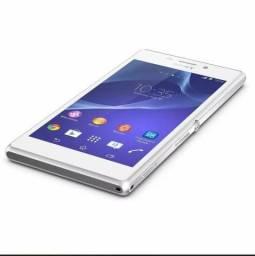 VENDO um smartphone Sony M2 D2306 por R$ 290,00