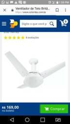 Ventilador de Teto 220 volts Meu Numero 989468583