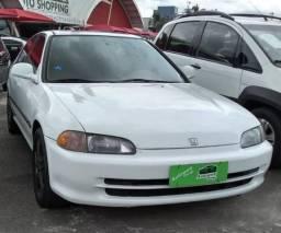 Civic EX 93 Aut top com teto - 1993