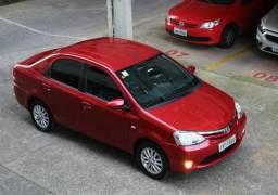 Vendo Etios Sedan XLS 1.5 para pessoas exigentes - 2014