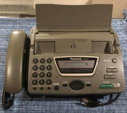 Aparelho de fax Panasonic KX-FT72