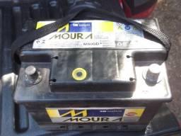 Bateria de Carro 60 Amperes Blindada Moura Leia o Texto