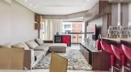Apartamento com 2 dormitórios à venda, 72 m² por r$ 550.000,00 - mossunguê - curitiba/pr