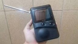 Antiga Mini Televisão Casio TV 1450G ACEITO OFERTAS ! FAÇA UMA !