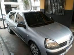 Renault Clio Autentic 1.6 Flex Completo 2005 - 2005