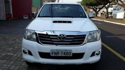 Hilux srv top - 2014