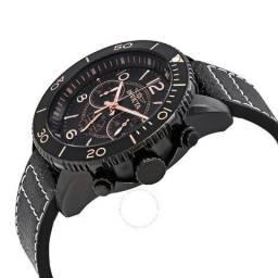 Relógio Invicta 24554 Pro Diver Couro 100$ Original 1 Ano Garantia