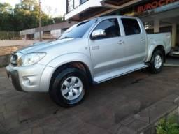 Toyota/Hilux CD Srv D4-D 4X4 3.0 T - 2009