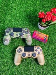 Controles personalizados PS4 Originais Novos