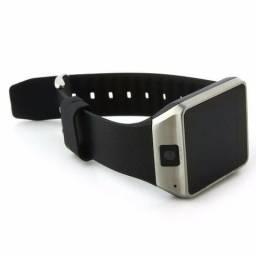 Relógio Bluetooth Smartwatch Gear Chip Dz09 Iphone Android