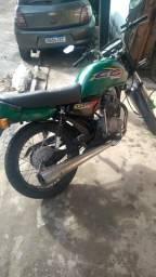 Vendo moto modelo CG Honda ano 99 - 1999