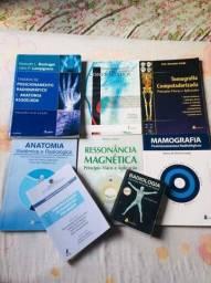 Coleção de radiologia