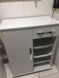 Fruteira armário de cozinha