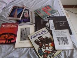 11 livros de técnicas de fotografias