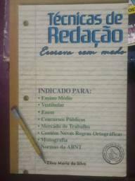 Livro técnicas de redação