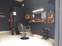 Passo ponto comercial barbearia