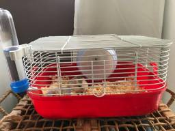 Gaiola de Hamster