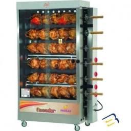 Título do anúncio: Assador giratorio para 30 frangos *douglas