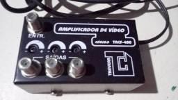 Amplificador de vídeo tacf 400