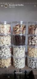 Doces e  biscoito delícia de Minas