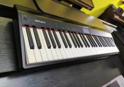 12x R$ 158 s/ juros crédito - Roland Go Piano Digital - Seminovo 90 Dias Garantia!