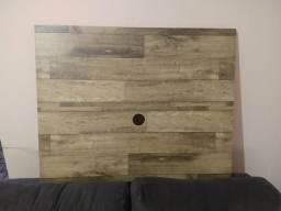 Painel para tv até 32'' sem uso e com suporte para parede , parafusos e bucha comprar usado  Sorocaba