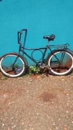 Vende-se bicicleta barra sircular