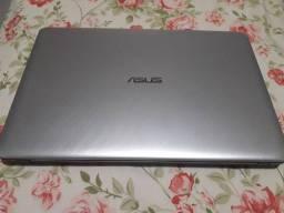 """Notebook Asus Intel Celeron 4GB 500GB 15,6"""" (Leia a descrição por favor)"""