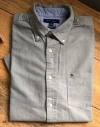 Camisas manga longa Importadas 150,00 à vista cada Tamanho G