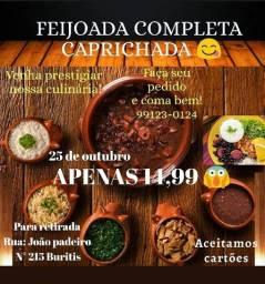 Feijoada Gourmet!!!!