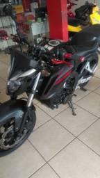 Honda CB 650 F 2019 Preta