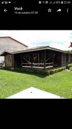 Casa de madeira casema