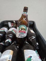 Garrafas Cerveja Artesanal,  Caseira vazias