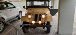 Jeep Willys Overland 1963