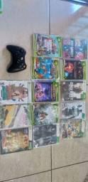 Vendo CD's jogos Xbox 360 e Controle Original Xbox ou Troco por controle Original PS3