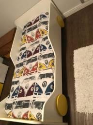 Vendo cama junior Tok Stok carrinho