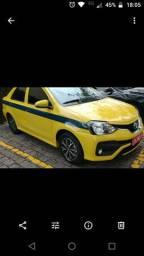 Taxi Etios Platinum