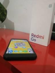 Redmi Go 16GB - aceito troca com volta