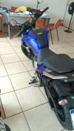 Yamaha YS 250 Fazer Azul 2020