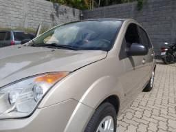 Ford Fiesta 2008 1.6 completo com GNV