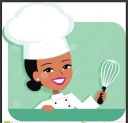 Ajudante de cozinha freelancer