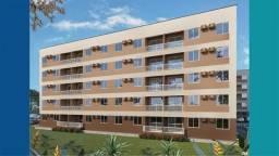 Apartamento 2 Quartos, varanda, piscina